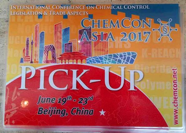 ChemCon ASIA 2017